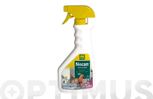 Repelente pulverizable nocan 500 ml