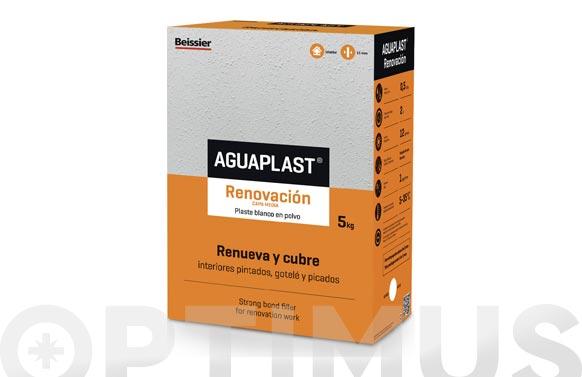 Aguaplast renovacion polvo 5 kg