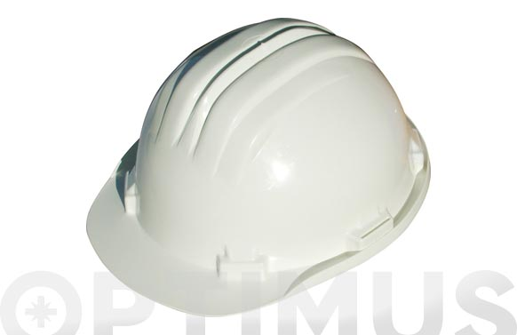 Casco proteccion con regulacion 5-rg blanco