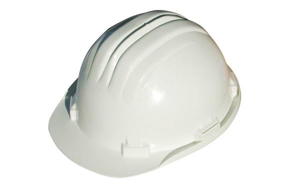 Casco de proteccion con regulacion 5-rg blanco