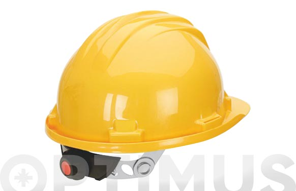 Casco proteccion con regulacion 5-rg amarillo