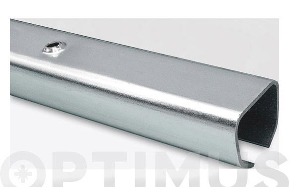 Perfil acero neocrom k40/75 3 m