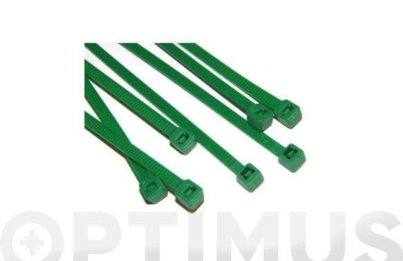 Brida verde (50 und) 2,5x140 mm