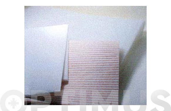 Filtro para campana espuma 90 cm