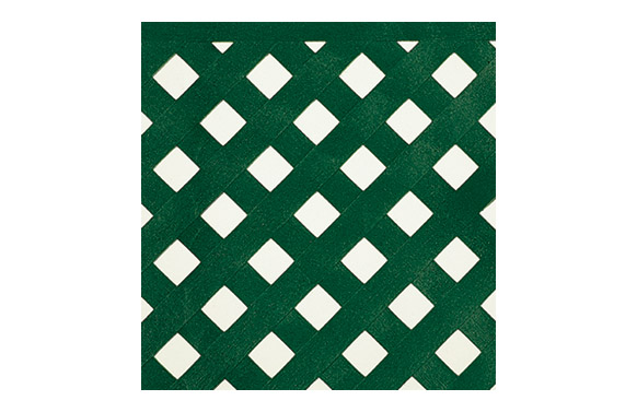 Panel decorativo privat 1x2 mt verde