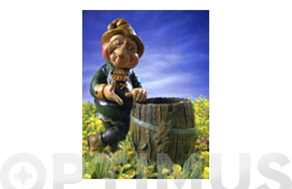Figura resina para jardin laaf 30050-loof
