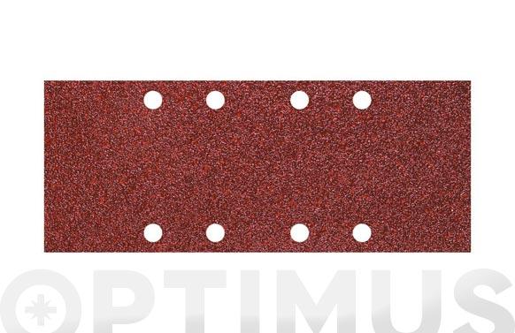 Patin lija 93 x 230 mm paralelos grano 40. 5 unidades