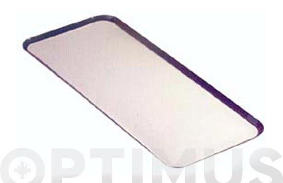 Bandeja aluminio para escurrir m. 60-555 mm