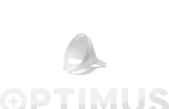 Embudo plastico vibro 130 mm