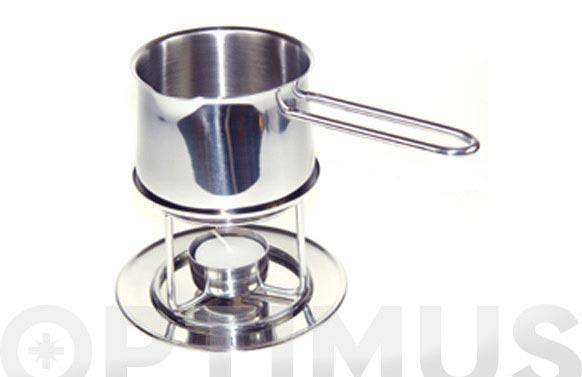 Salsera inox tipo fondue