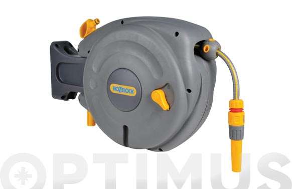 Enrollador manguera pared mini reel incluida 10 m