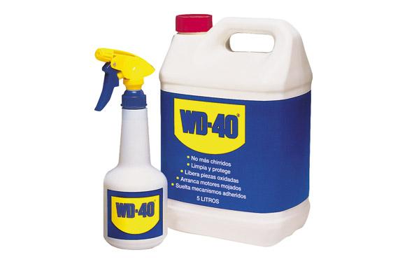 Aceite lubricante multiusos garrafa 5 l