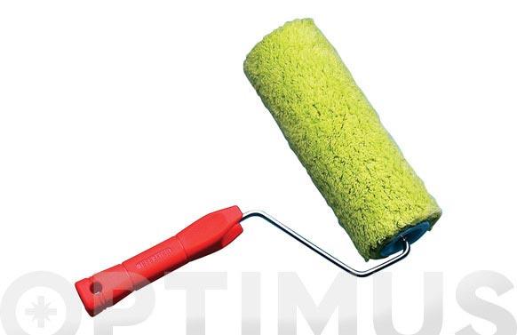 Rodillo hilo verde facha termo 180x50 mm