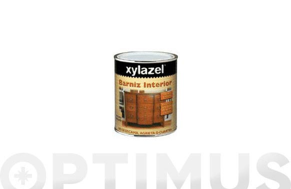 Barniz interior 750 ml incoloro satinado
