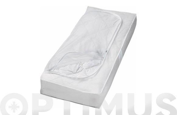 Funda bajo cama trevi top class blanca 120 x 50 x 15 cm