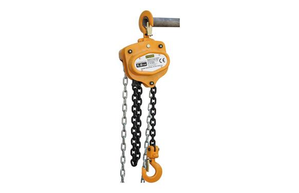 Polipasto de cadena 1000 kg prof-1000-p