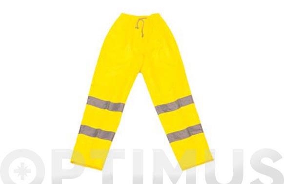 Traje alta visibilidad eskubi xxl-amarillo