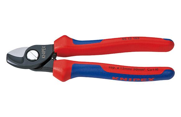 Alicate corta cable 165 mm