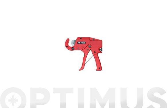 Cortatubos plastico y pvc 185 mm