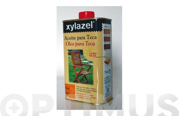 Aceite teca 750 ml teca