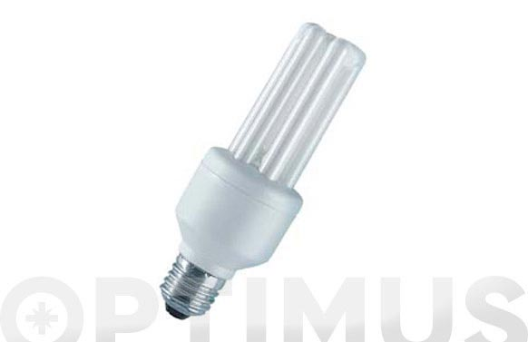 Bombilla bajo consumo tesla e27-13w 827 luz calida