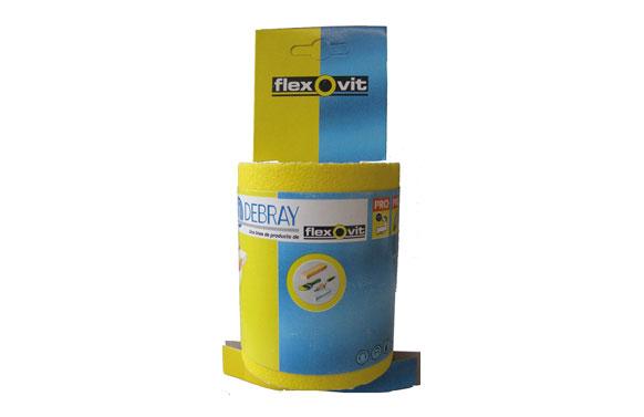 Papel vibrator bc2 (rollo 5 m) 115- 60
