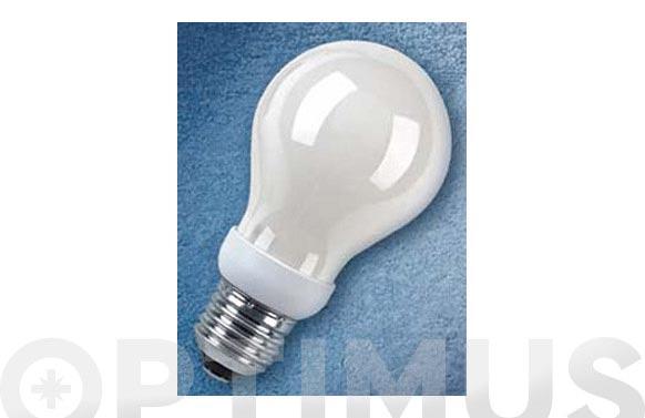 Bombilla bajo consumo dulux el class e27- 7 w- luz calida