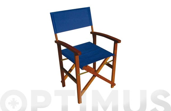 Sillon director 200 gr azul