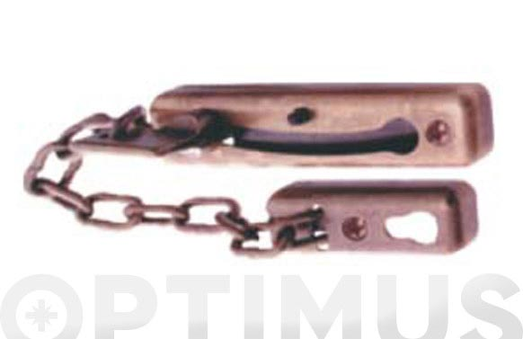 Retenedor cadena puerta 26 cuero