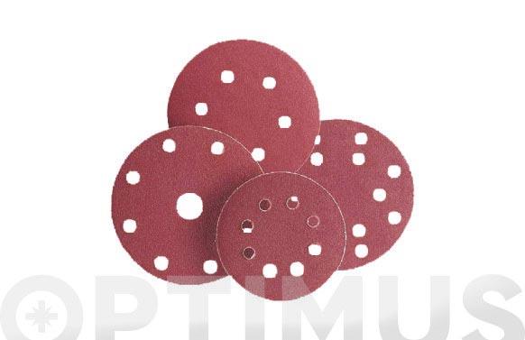 Disco papel abralite velgrip p64e ø 150- 80/6 agujeros
