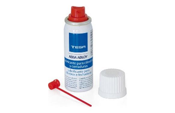Lubricante para cilindros y cerraduras spray 50 ml