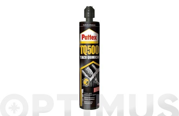 Adhesivo taco quimico tq500 280 ml