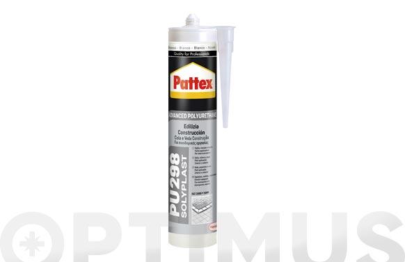 Masilla de poliuretano gris 298 280 ml