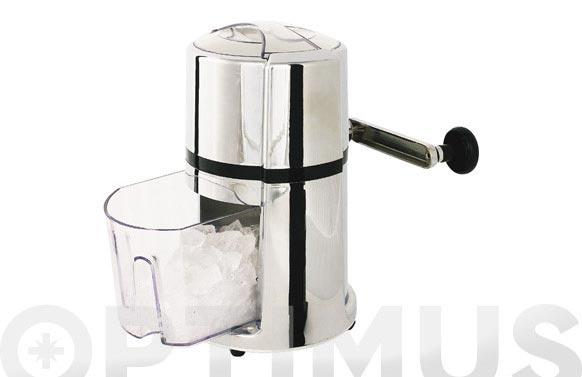 Maquina picar hielo manual 1217304 1l