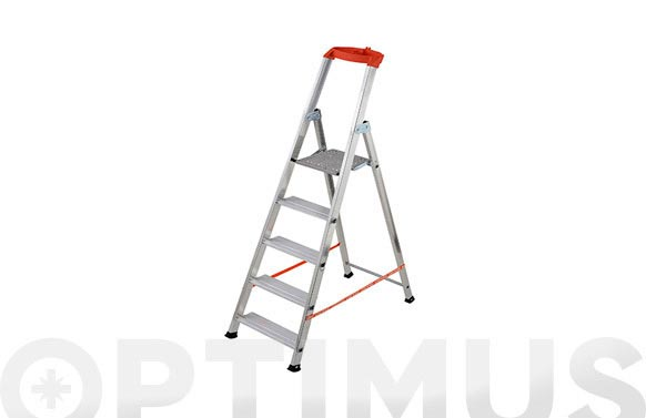 Escalera domestica/profesional stabila 4 peldaños