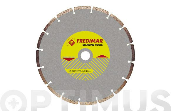 Disco diamante general obra brico-cut 230 segmentado