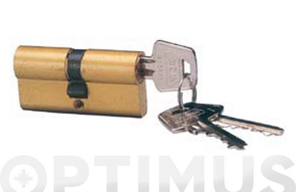 Cilindro e laton llave serreta 35-35