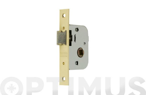 Picaporte paso embutir serie 1500 1510/2-35