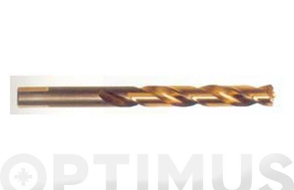 Broca turbomax s.oro/amarilla d. 4.5x 80