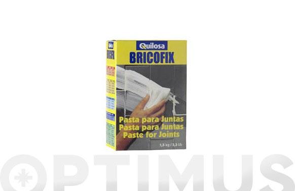 Pasta para juntas bricofix 1,5 kg