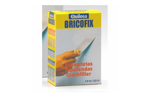 Tapagrietas bricofix 1,5 kg