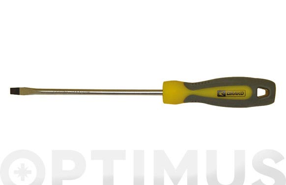 Destornillador boca plana drako 3 x 50 mm
