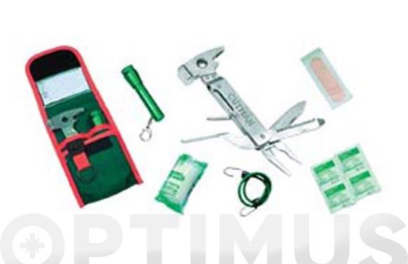 Kit emergencia hogar cutman