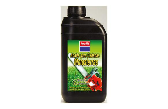 Aceite p/cadena motosierra 1 l