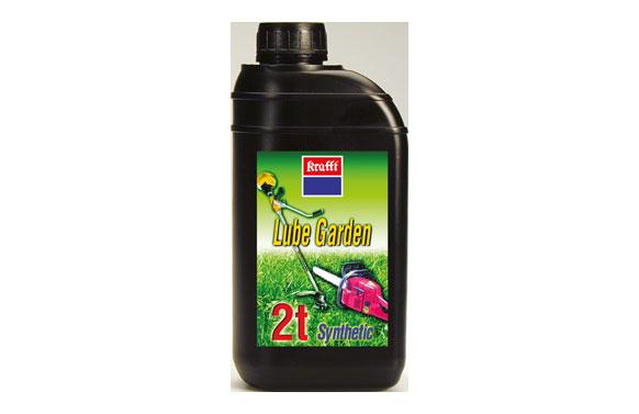 Aceite sintetico motor 2t lube garden 1 l
