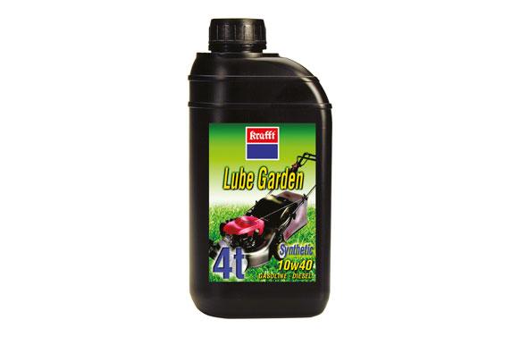 Aceite sintetico motor 4t lube garden 10 w 40 1 l