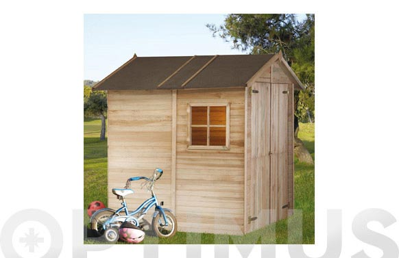 Caseta madera ana 191x183x216cm 13mm