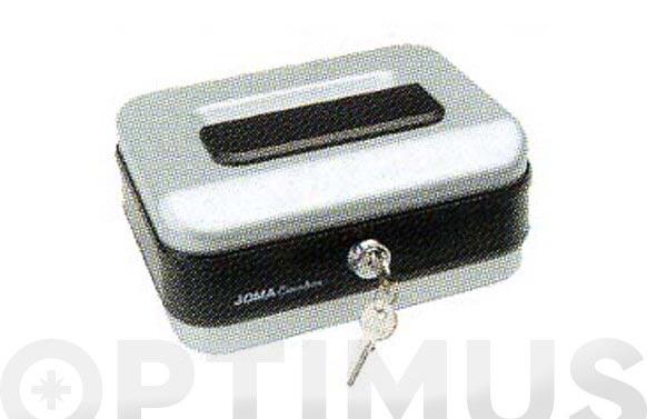 Caja caudales eurobox 1 aluminio