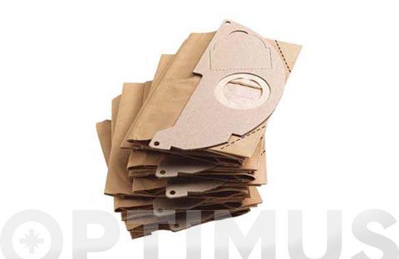 Bolsa papel aspirador (5 unid) a20xx/wd2xxx/mv2