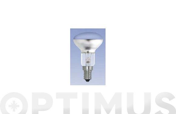 Lampara reflectora 60w e14 r50